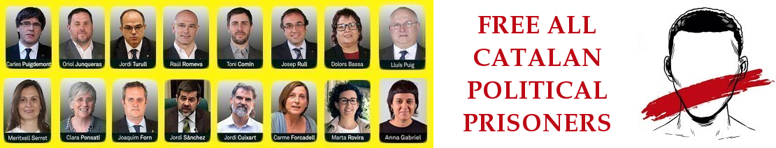 Free Catalan Political Prisoners